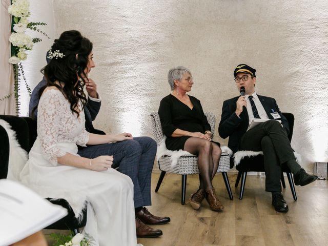 Le mariage de David et Karine à Faverges, Haute-Savoie 43