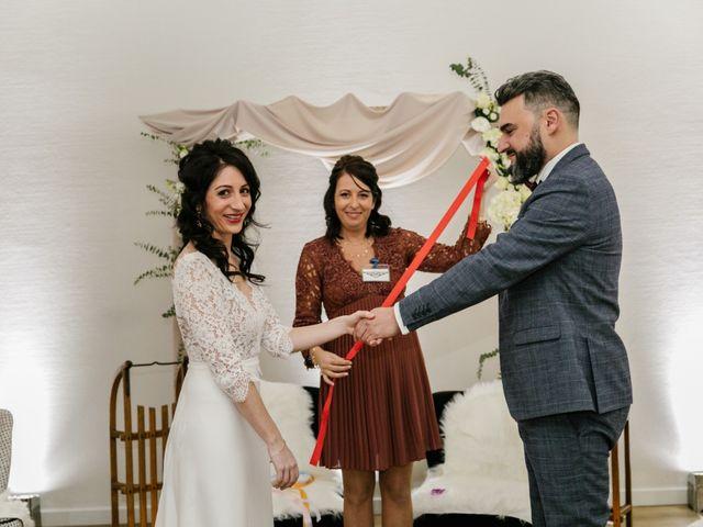 Le mariage de David et Karine à Faverges, Haute-Savoie 46