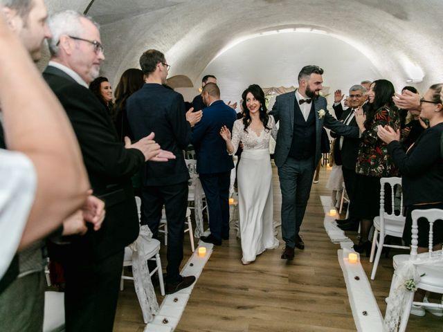 Le mariage de David et Karine à Faverges, Haute-Savoie 55