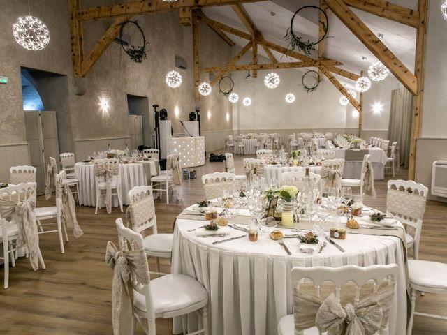 Le mariage de David et Karine à Faverges, Haute-Savoie 58