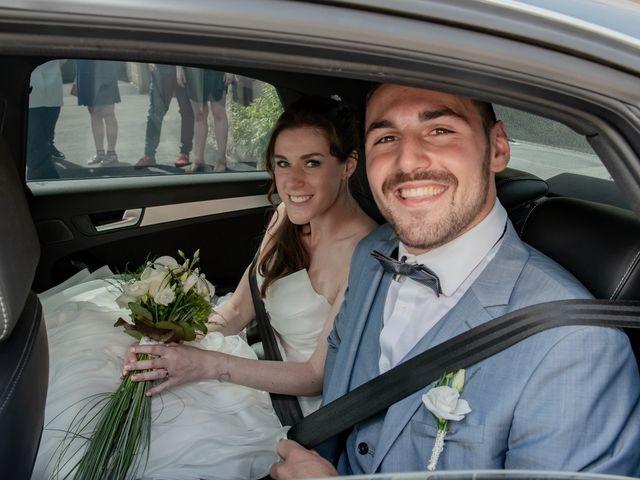 Le mariage de Maxime et Camille à Metz, Moselle 1