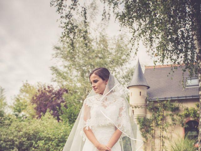 Le mariage de Baptiste et Marion à Tours, Indre-et-Loire 37