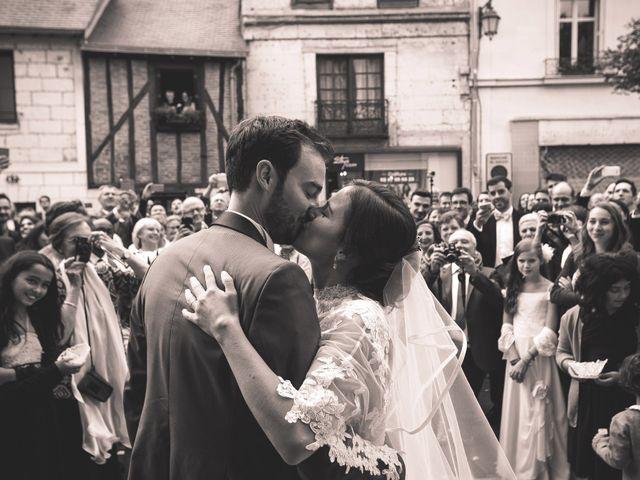 Le mariage de Baptiste et Marion à Tours, Indre-et-Loire 56