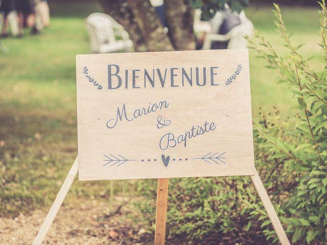 Le mariage de Baptiste et Marion à Tours, Indre-et-Loire 60