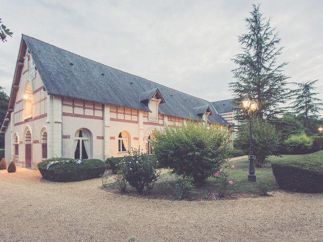 Le mariage de Baptiste et Marion à Tours, Indre-et-Loire 78