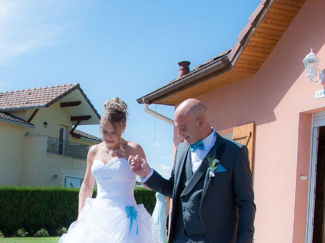 Le mariage de David et Virginie à Bruyères, Vosges 5