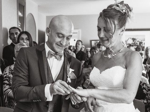 Le mariage de David et Virginie à Bruyères, Vosges 6