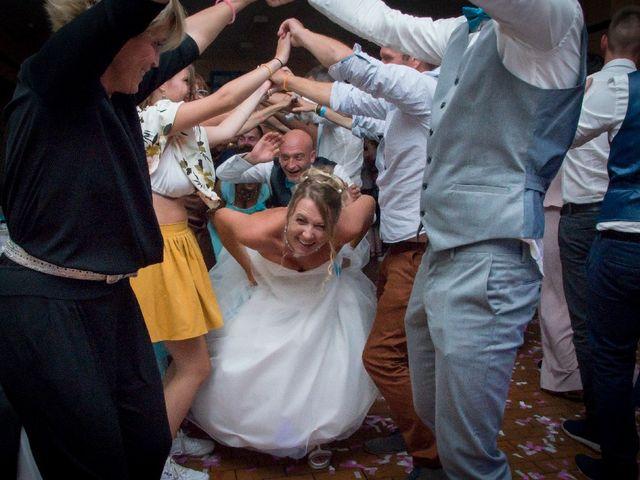 Le mariage de David et Virginie à Bruyères, Vosges 9