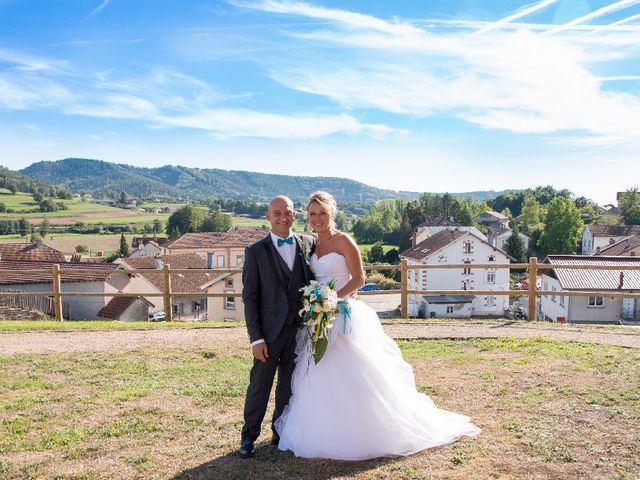 Le mariage de Virginie et David