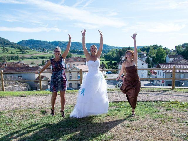 Le mariage de David et Virginie à Bruyères, Vosges 20