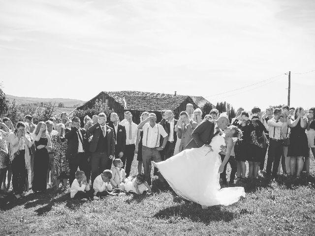 Le mariage de David et Virginie à Bruyères, Vosges 25