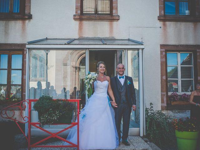Le mariage de David et Virginie à Bruyères, Vosges 38