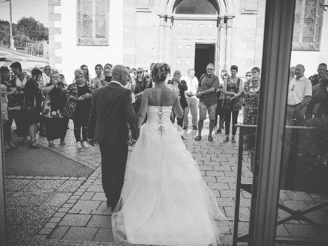 Le mariage de David et Virginie à Bruyères, Vosges 39