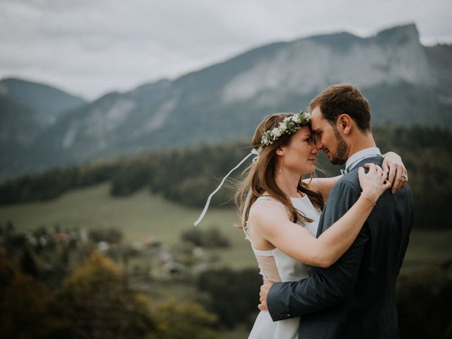 Le mariage de Pierre et Anne-Laure à Thonon-les-Bains, Haute-Savoie 40