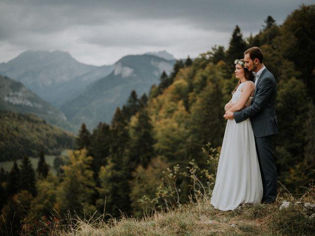 Le mariage de Pierre et Anne-Laure à Thonon-les-Bains, Haute-Savoie 41