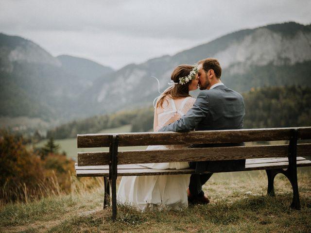 Le mariage de Pierre et Anne-Laure à Thonon-les-Bains, Haute-Savoie 42