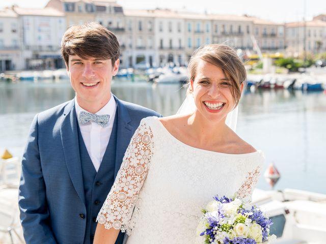 Le mariage de Mathieu et Sarah à Sète, Hérault 26