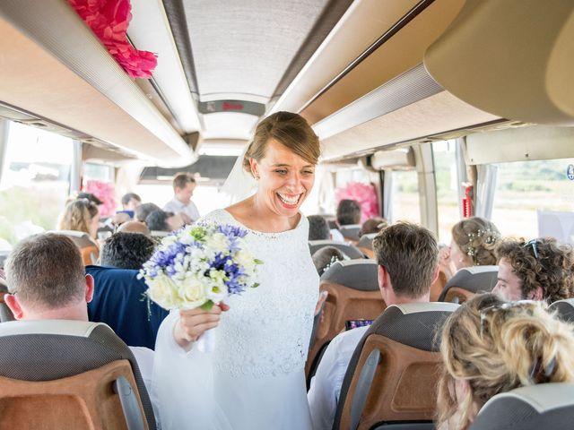 Le mariage de Mathieu et Sarah à Sète, Hérault 27