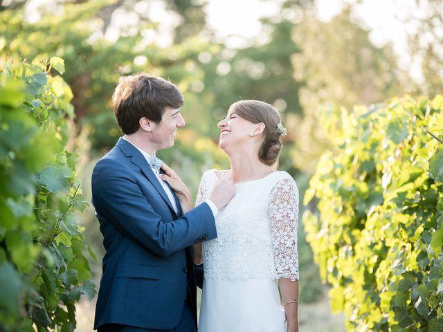 Le mariage de Sarah et Mathieu