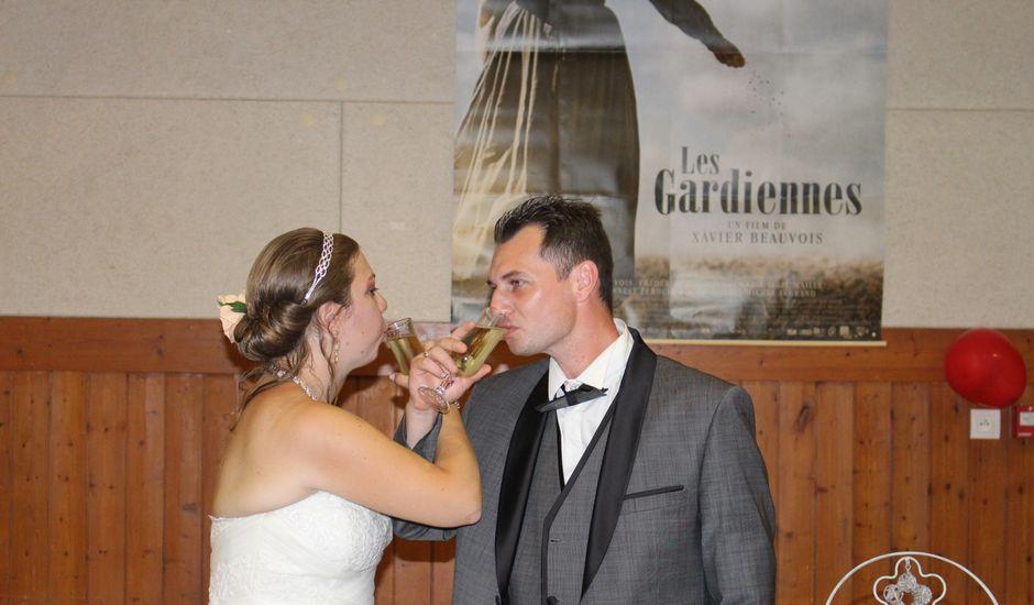 Le mariage de Ludovic et Elodie à Sceaux-sur-Huisne, Sarthe