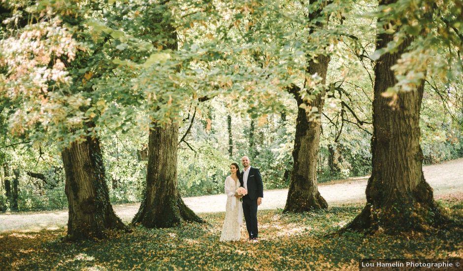 Le mariage de Antoine et Katja à Étaule, Yonne