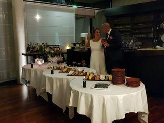 Le mariage de Laurence et Dominique 1