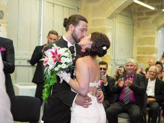 Le mariage de Jennifer et Florent 2