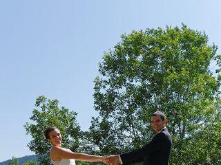 Le mariage de Nadine et Jean-Damien 1