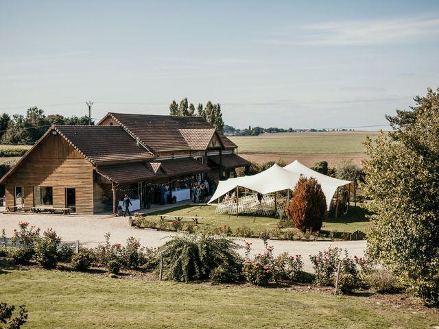 Le mariage de Aurelien et Margaux à Boisemont, Eure 1