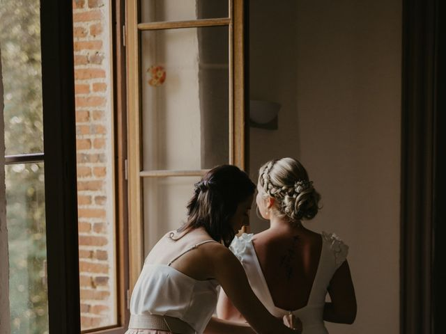Le mariage de Aurelien et Margaux à Boisemont, Eure 11