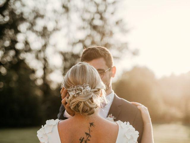 Le mariage de Aurelien et Margaux à Boisemont, Eure 40