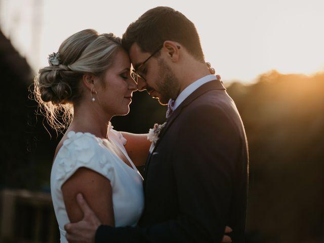 Le mariage de Aurelien et Margaux à Boisemont, Eure 44