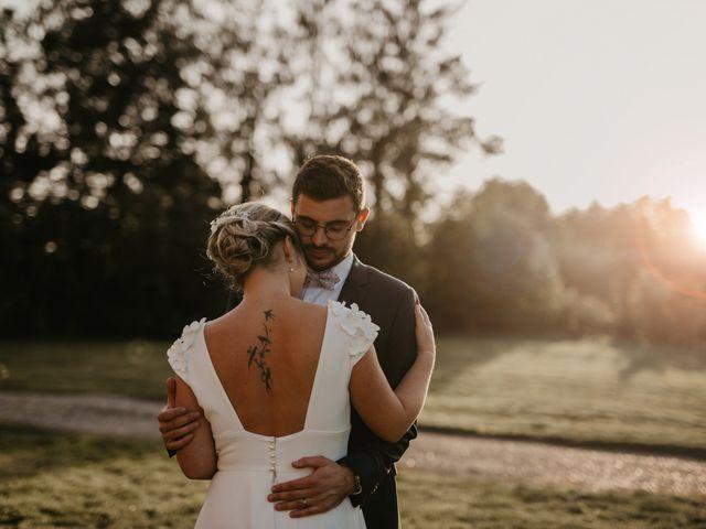 Le mariage de Margaux et Aurelien