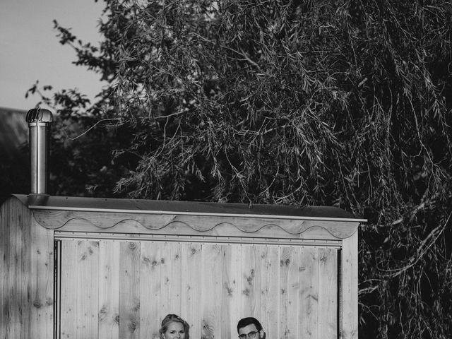 Le mariage de Aurelien et Margaux à Boisemont, Eure 46