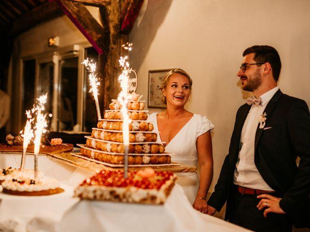 Le mariage de Aurelien et Margaux à Boisemont, Eure 51
