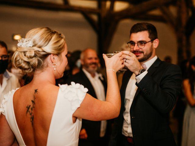Le mariage de Aurelien et Margaux à Boisemont, Eure 53
