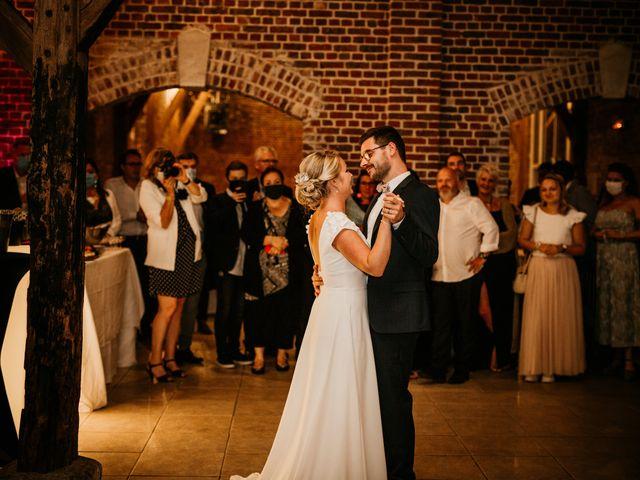 Le mariage de Aurelien et Margaux à Boisemont, Eure 55