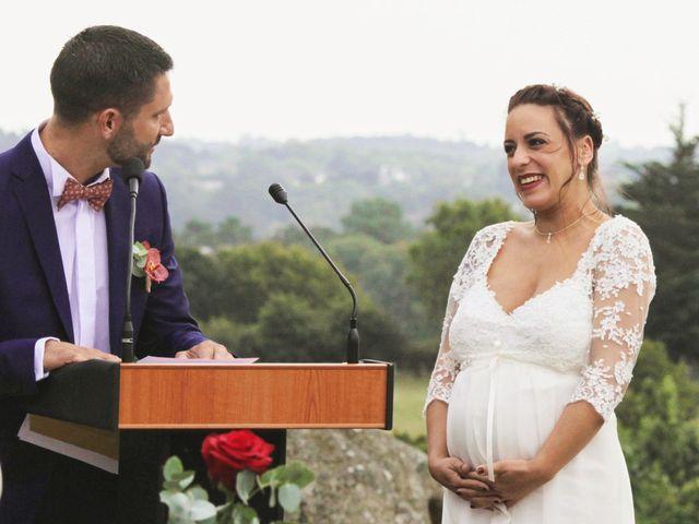 Le mariage de Olivier et Laetitia à Pont-Aven, Finistère 5