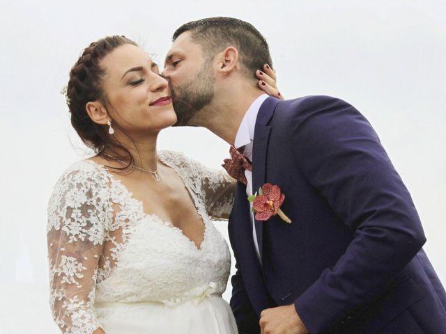 Le mariage de Laetitia et Olivier