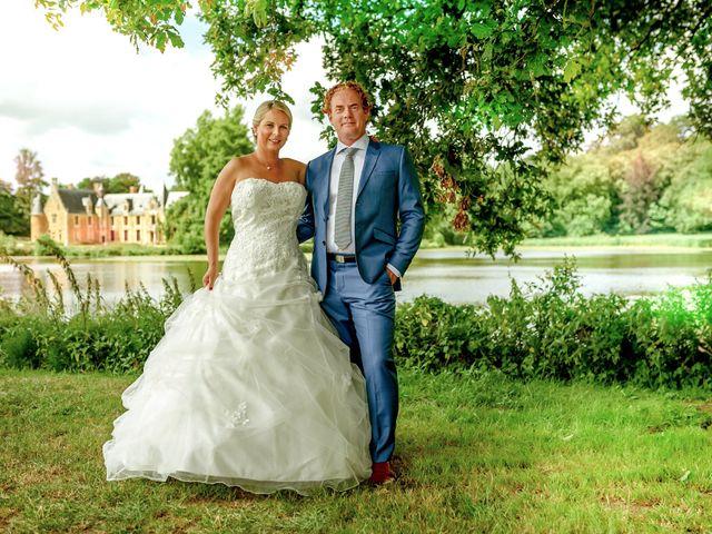 Le mariage de Mike et Clarien à La Ferté-Bernard, Sarthe 1