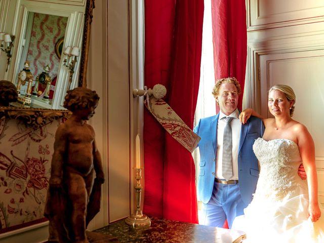 Le mariage de Mike et Clarien à La Ferté-Bernard, Sarthe 2