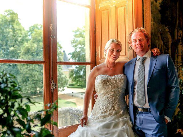 Le mariage de Mike et Clarien à La Ferté-Bernard, Sarthe 4