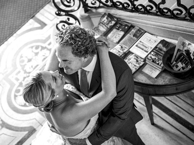 Le mariage de Mike et Clarien à La Ferté-Bernard, Sarthe 5