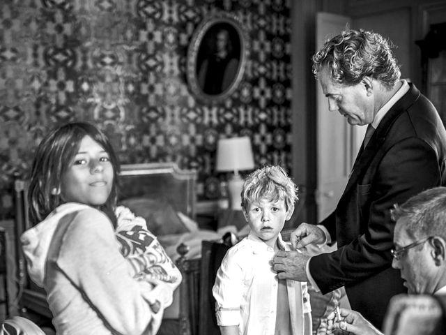 Le mariage de Mike et Clarien à La Ferté-Bernard, Sarthe 10