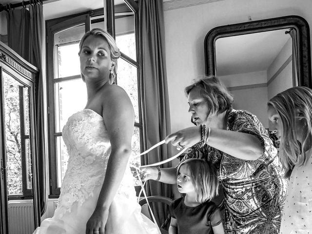 Le mariage de Mike et Clarien à La Ferté-Bernard, Sarthe 12