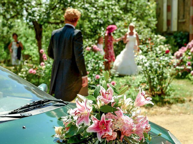 Le mariage de Mike et Clarien à La Ferté-Bernard, Sarthe 15