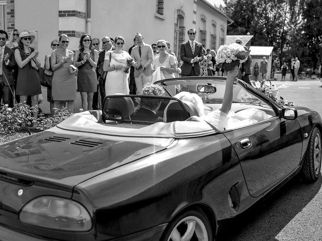 Le mariage de Mike et Clarien à La Ferté-Bernard, Sarthe 17