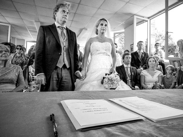 Le mariage de Mike et Clarien à La Ferté-Bernard, Sarthe 20