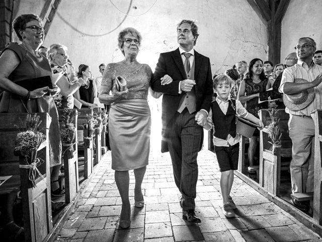 Le mariage de Mike et Clarien à La Ferté-Bernard, Sarthe 21