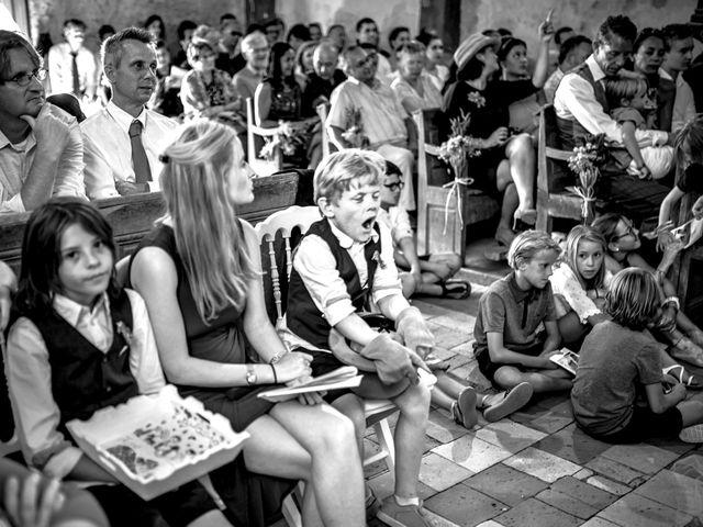 Le mariage de Mike et Clarien à La Ferté-Bernard, Sarthe 22